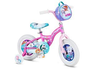 Girls 12 inch Pacific Cycle Skye Paw Patrol Bike