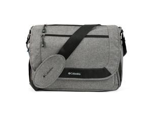 Columbia Departure Point Messenger Chambray Diaper Bag