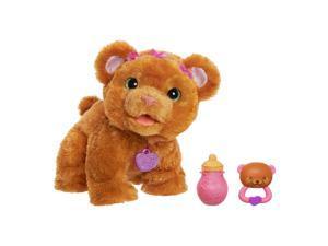 FurReal Friends Woodland Sparkle Peanut Butter, My Baby Bear Cub