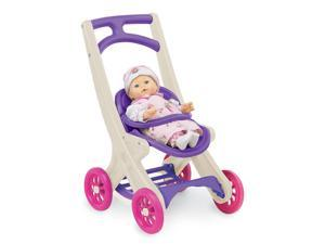 You & Me On The Go Doll Stroller