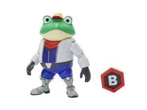 World of Nintendo Wave 7 4 inch Action Figures - Slippy Toad