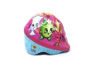Edge Brands Shopkins Child Bike Helmet