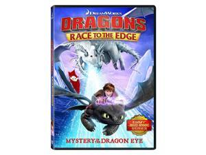 Dragons: Race to the Edge Mystery of the Dragon Eye DVD