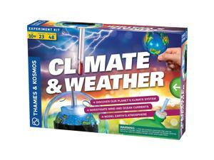 Thames & Kosmos Climate and Weather Science Kit