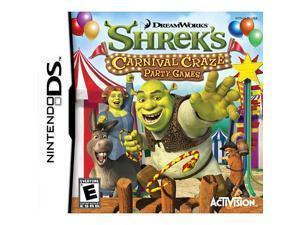 Shrek's Carnival Craze for Nintendo DS