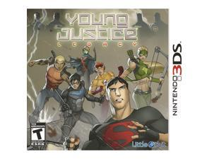Young Justice: Legacy for Nintendo 3DS