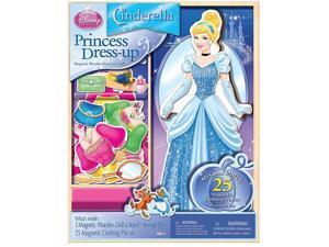 Disney Cinderella 25-Piece Wood Playset
