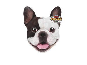 Pet Faces Pillow - Dog French Bulldog