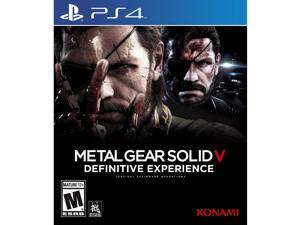 METAL GEAR SOLID V - PlayStation 4