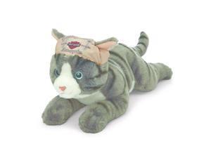 "Kids Preferred HD Evolution Toy, Gray Tabby Cat, 14"" 20368"