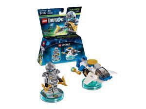 LEGO Dimensions Fun Pack- Ninjago Zane