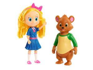 Disney Junior Goldie and Bear Doll Set