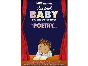 Classical Baby - I'm Grown up Now: The Poetry Show DVD