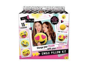 Only 4 Girls emoji Pillow Kit