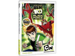 Ben 10 Alien Force, Vol. 6 DVD