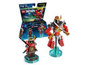 LEGO Dimensions Fun Pack- Ninjago Nya