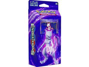 Pokemon X & Y 12 Evolutions Theme Deck Mewtwo Card Game