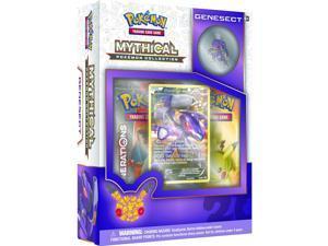 Pokemon Mythical Pin Box - Genesect