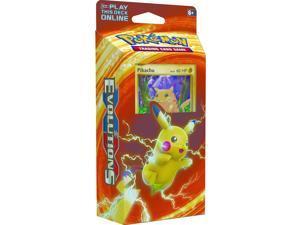 Pokemon X & Y 12 Evolutions Theme Deck Pikachu