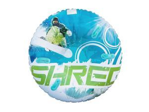 Aqua Leisure Snoplay 48 inch Shred Snow Tube