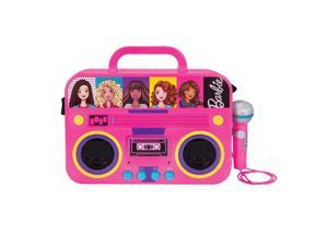 Barbie Sing Along Boombox with Microphone