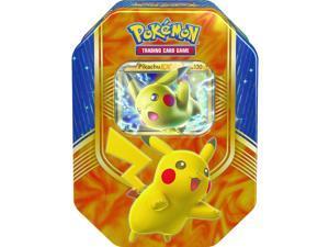 Pokemon Battle Heart Pikachu Tin