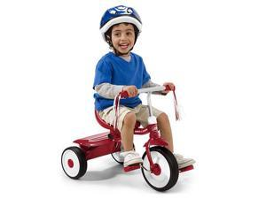 Radio Flyer Fold 2 Go Tricycle - Red