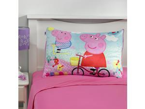 Peppa Pig Peppa's Travels Bed Pillow