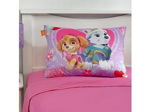 Nickelodeon Paw Patrol Sweet Paws Bed Pillow