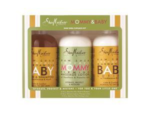 Sheamoisture Mommy and Baby Gift Set