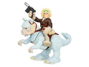 Playskool Heroes Star Wars Galactic Heroes Tauntaun and Han Solo