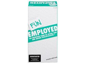 FunEmployed Card-Based Party Game