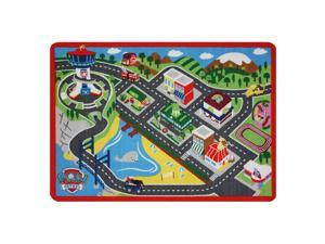 Nickelodeon Paw Patrol Marshall Game Tall Rug