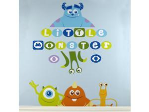 Disney Baby Monsters, Inc. Wall Decals