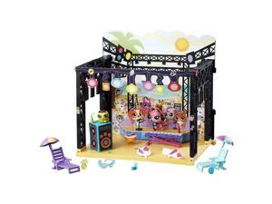 Littlest Pet Shop Showtime Surfside Concert Playset