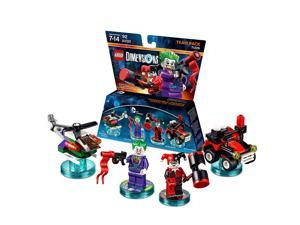 LEGO Dimensions, DC Comics Team Pack, Joker & Harley Team Pack