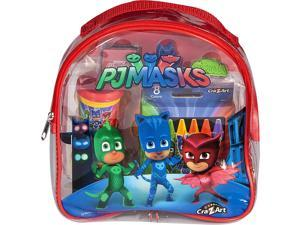 Cra-Z-Art PJ Masks Activity Backpack with Coloring Book, Activity Pad &