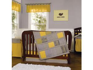 Trend Lab Hello Sunshine 3 Piece Crib Bedding Set