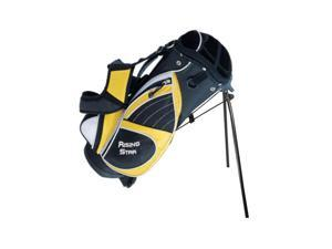 Paragon Rising Star Junior Kids Golf Stand Bag Yellow (Ages 5-7)
