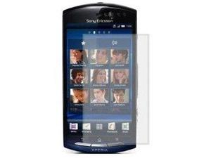 Kit Me Out USA 10 Screen Protectors with MicroFibre Cleaning Cloth for Sony Ericsson Xperia Neo MT15i