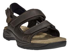 Mens Sandal Soft breathable linings EVA foam removable backstrap