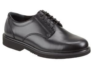 Rubber Sole Slip Resistant Work Oxford Shoes Thorogood Uniform Casual
