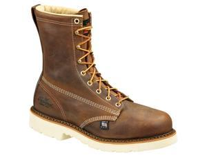 Leather Electrical Hazard Slip Resistant Comfort Sole Safety Toe Leather