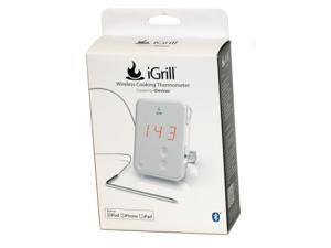 iGrill Wireless Cooking Thermometer - Works with iPhones, iPads, and iPods
