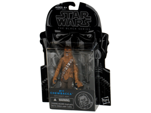 Star Wars The Black Series #11 Chewbacca 3.75 in