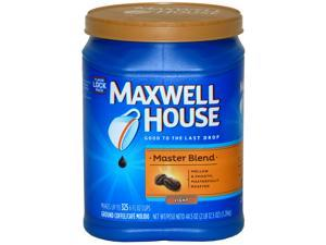 Maxwell House Master Blend Ground Coffee - Light - 44.5 oz.