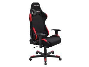 DXRacer Formula Series OH/FD01/NR Newedge Edition Mesh Recliner Esport Racing Bucket Seat Office Chair Gaming Chair Ergonomic Computer Chair eSports Desk Chair Executive Chair Furniture With Pillows