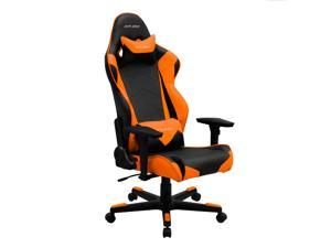 DXRacer Office Chair RF0NO PC Gaming Chair Automotive Seat Racing Desk Chair eSports Executive Chair Furniture with Cushions