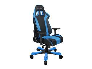 DXRacer King Series OH/KS06/NB Newedge Edition Racing Bucket Seat Big And Tall Chair Office Chair Gaming Chair Ergonomic Computer Chair Esports Desk Chair Executive Chair Furniture With Pillows