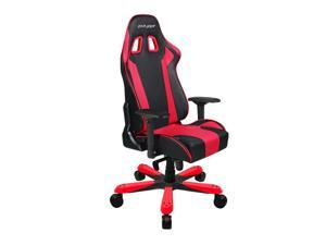 DXRacer King Series OH/KS06/NR Newedge Edition Racing Bucket Seat Big And Tall Chair Office Chair Gaming Chair Ergonomic Computer Chair Esports Desk Chair Executive Chair Furniture With Pillows